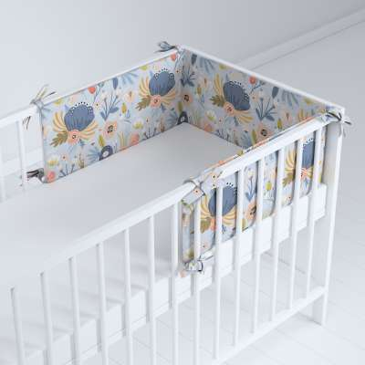 Crib rail cover in collection Magic Collection, fabric: 500-05