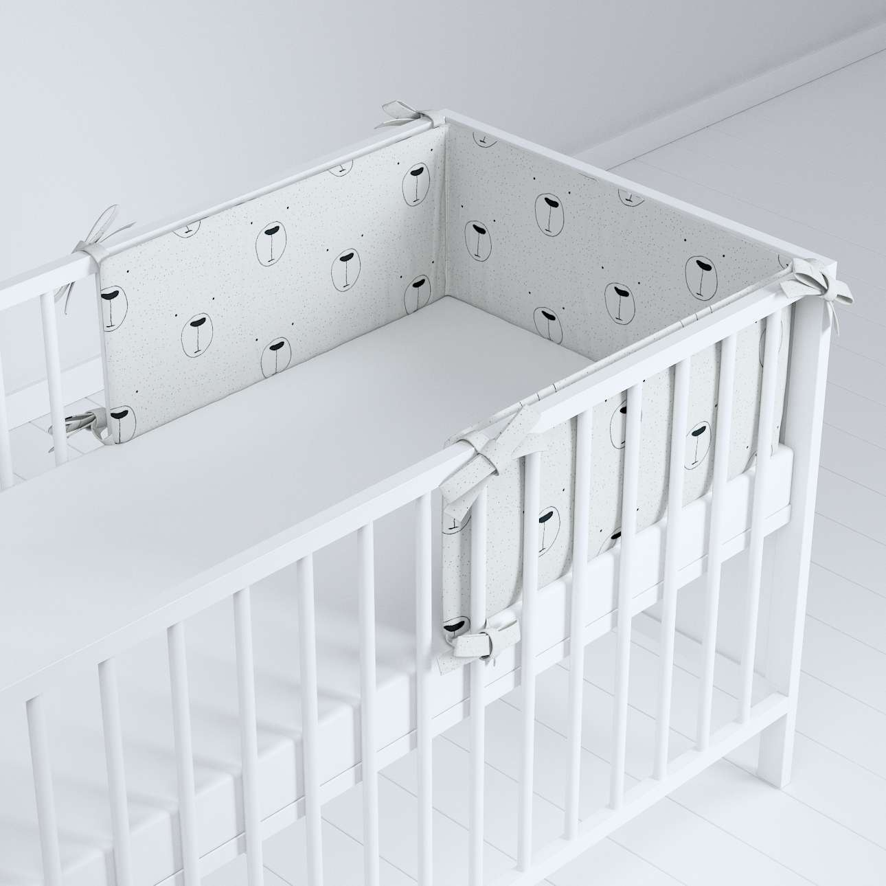 Crib rail cover in collection Magic Collection, fabric: 500-06