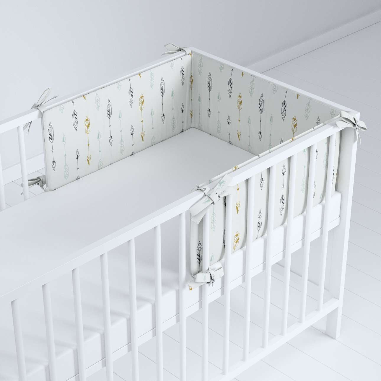 Crib rail cover in collection Magic Collection, fabric: 500-07