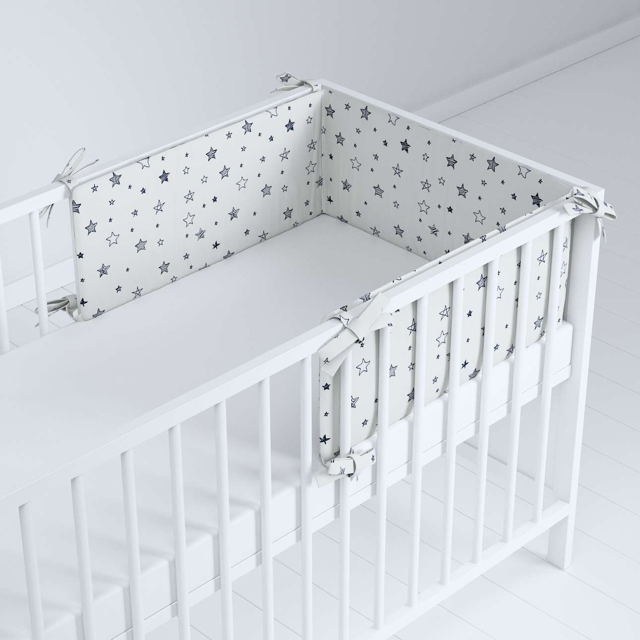 Crib rail cover in collection Magic Collection, fabric: 500-08