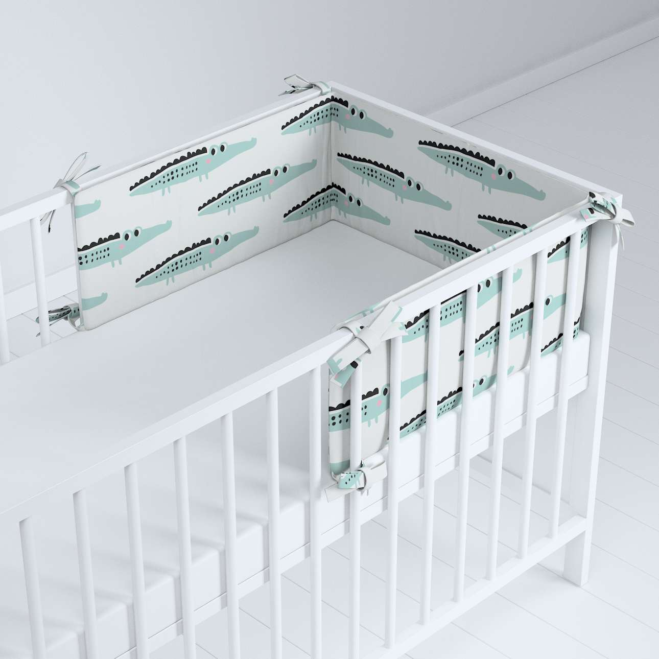 Crib rail cover in collection Magic Collection, fabric: 500-11