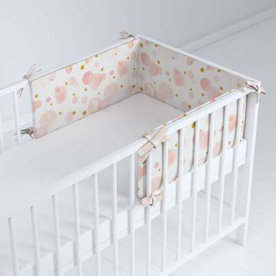 Crib rail cover in collection Magic Collection, fabric: 500-13