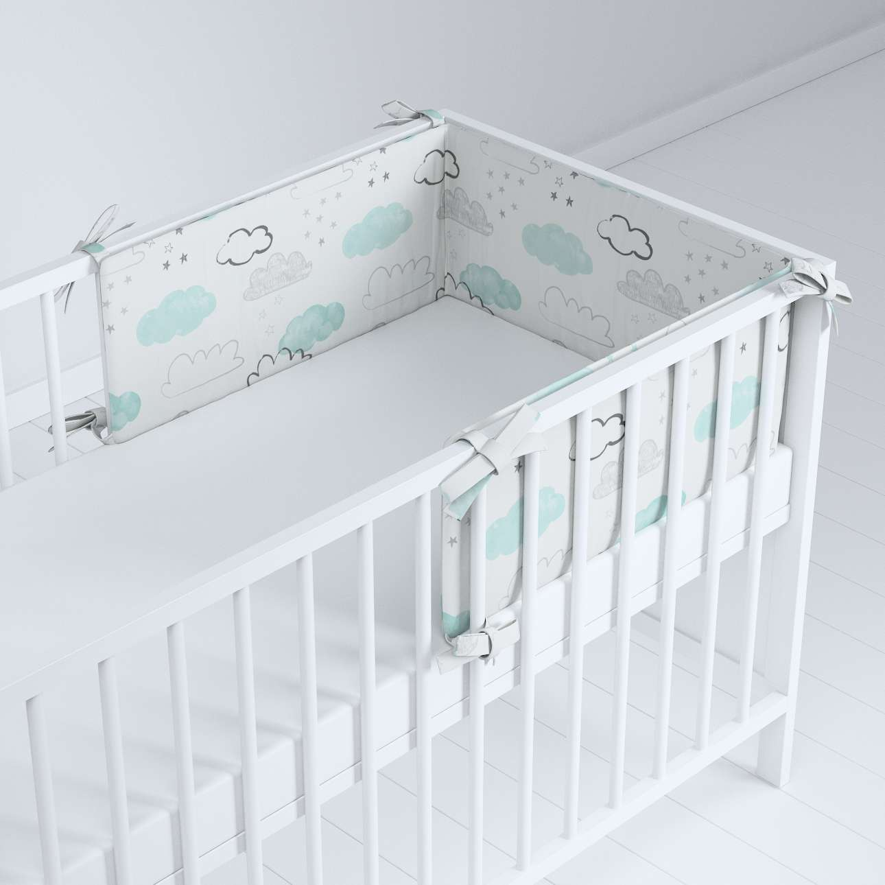 Crib rail cover in collection Magic Collection, fabric: 500-14