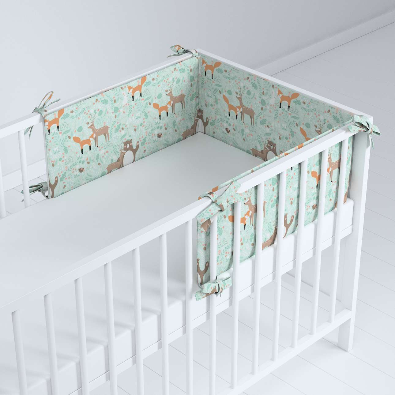 Crib rail cover in collection Magic Collection, fabric: 500-15