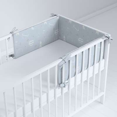 Crib rail cover in collection Magic Collection, fabric: 500-16