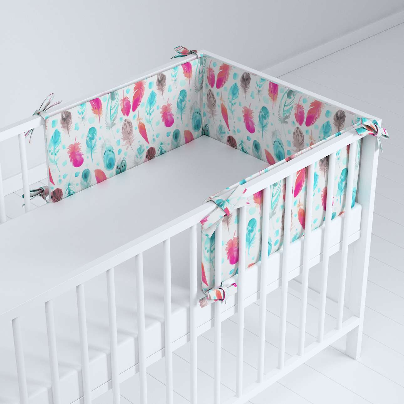 Crib rail cover in collection Magic Collection, fabric: 500-17