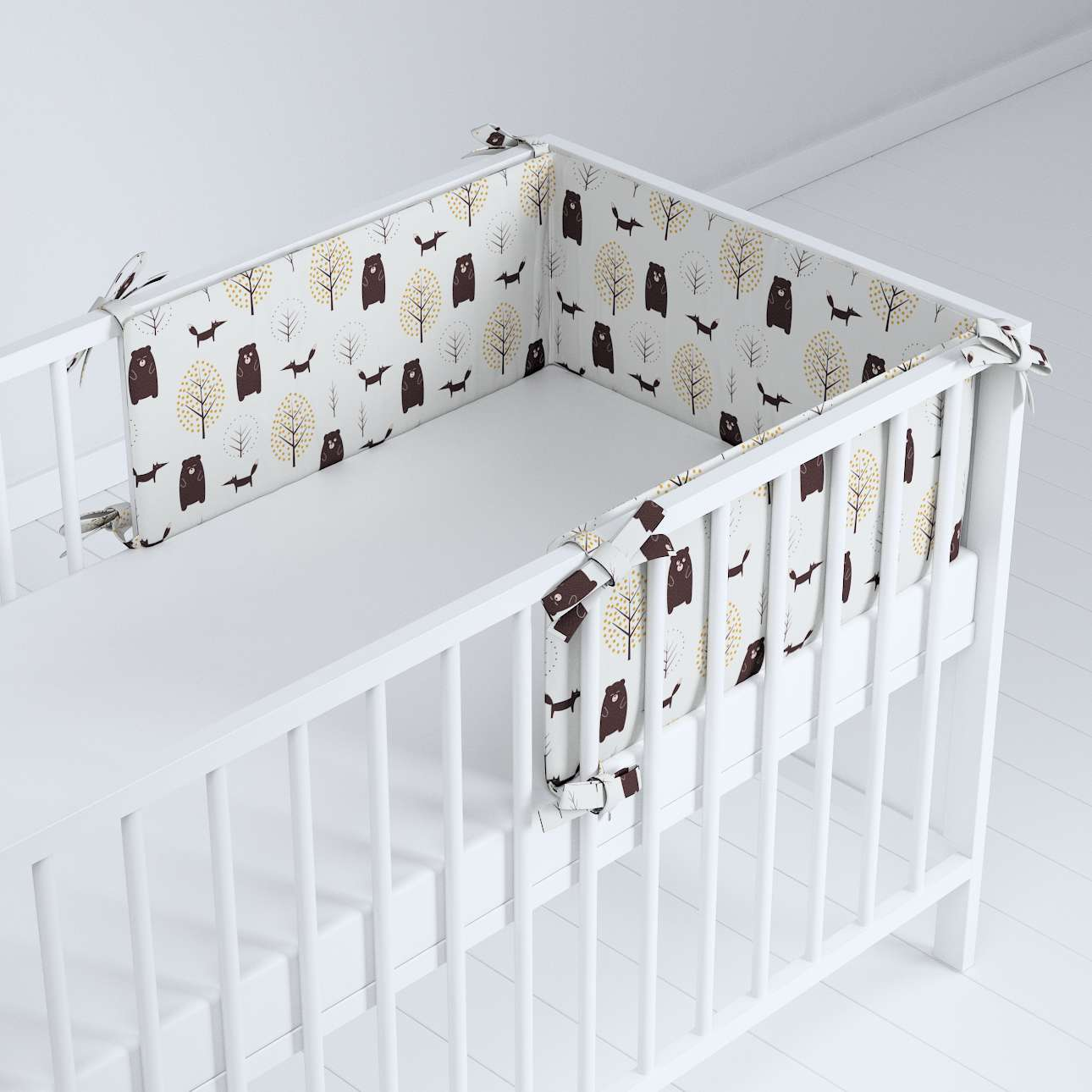 Crib rail cover in collection Magic Collection, fabric: 500-19