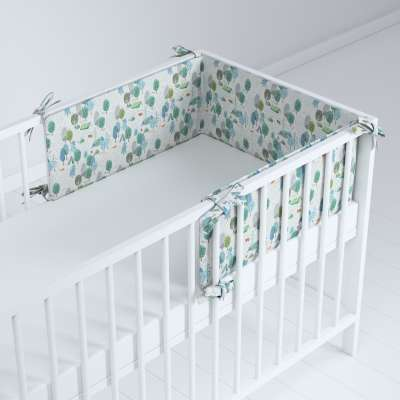 Crib rail cover in collection Magic Collection, fabric: 500-21