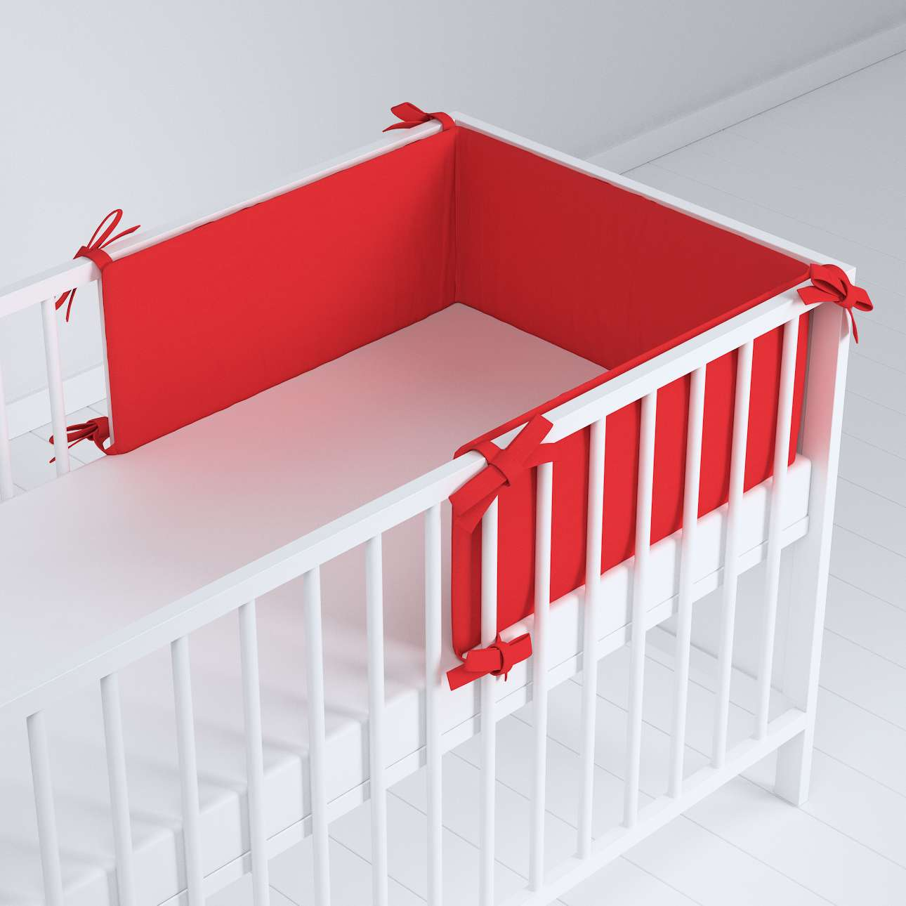 Crib rail cover in collection Happiness, fabric: 133-43