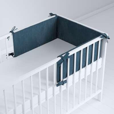 Crib rail cover
