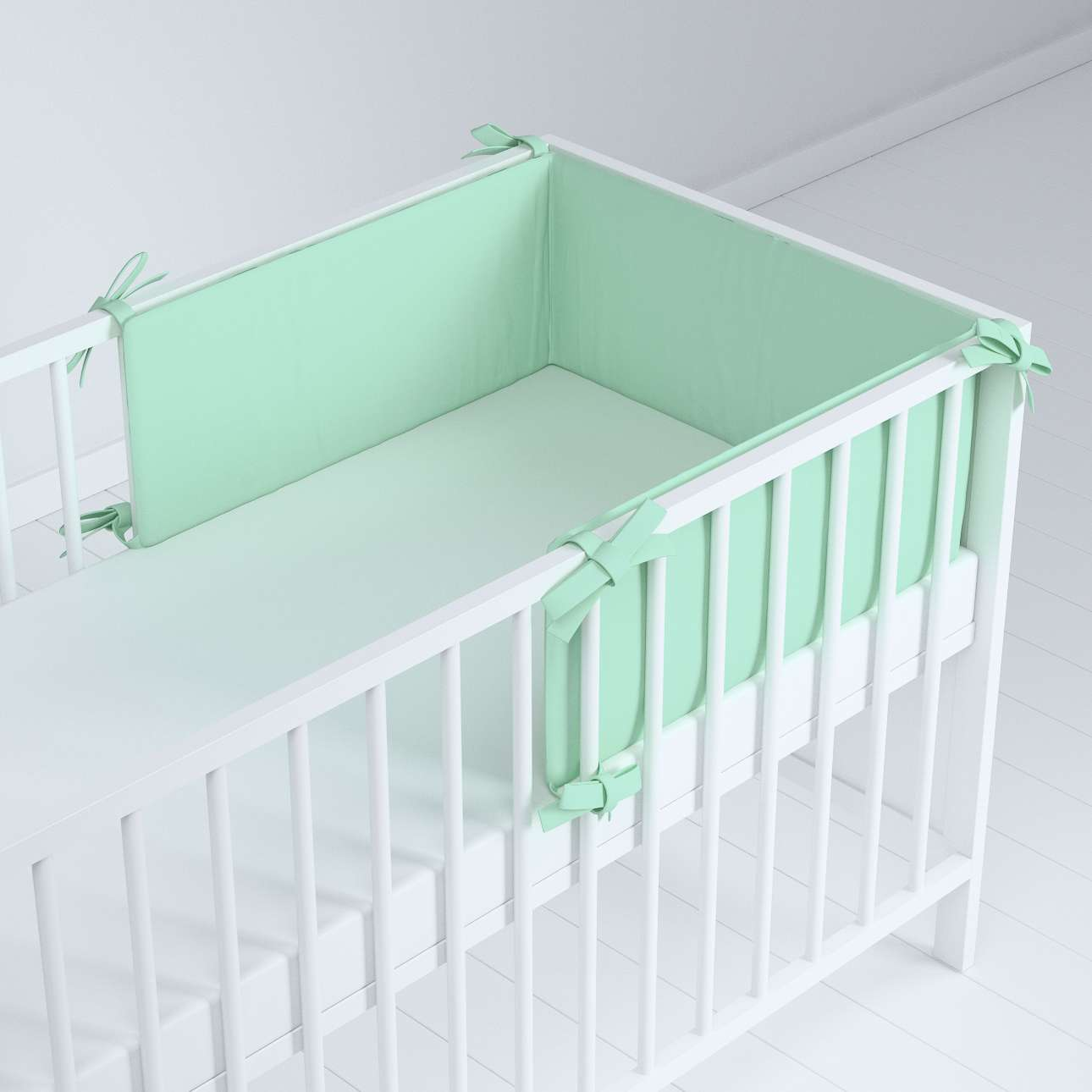 Crib rail cover in collection Happiness, fabric: 133-37