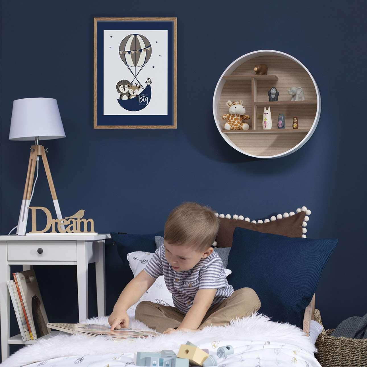 Obrazek Grow Up blue
