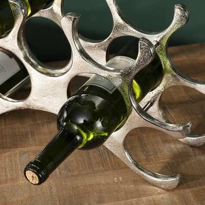 Stojak na wino Zana 43cm