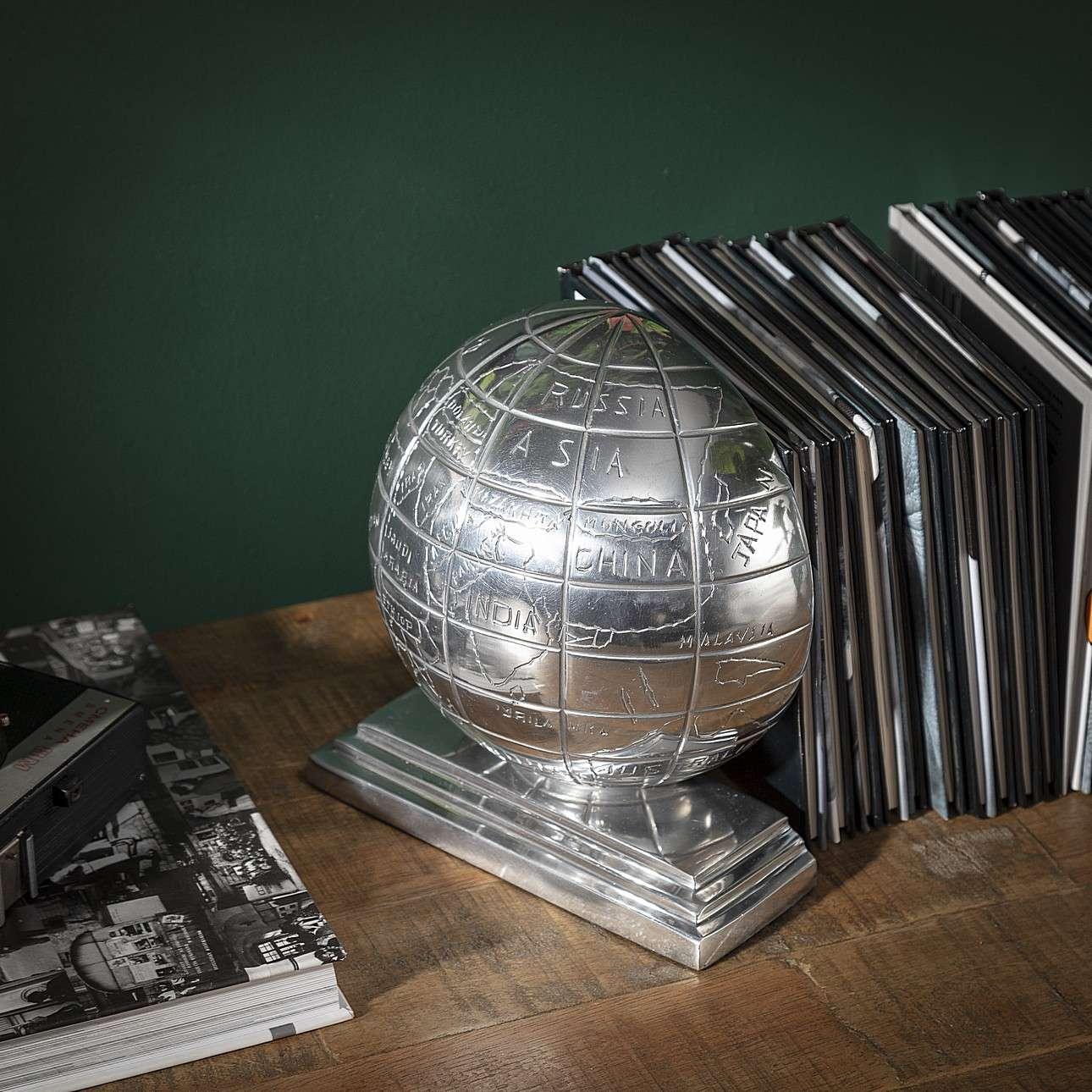 Podpórki na książki Globe 16,5cm