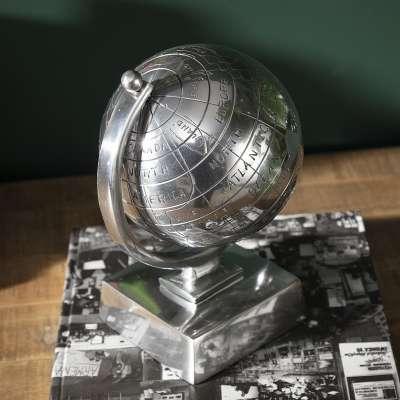 Wereldbol Globe 20cm Ornamenten en beelden - Dekoria.nl