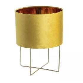 Tischlampe Trixi Gold