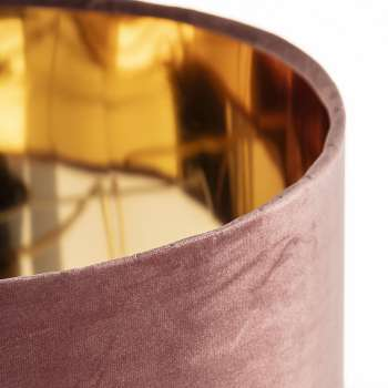 Tischlampe Trixi Pink