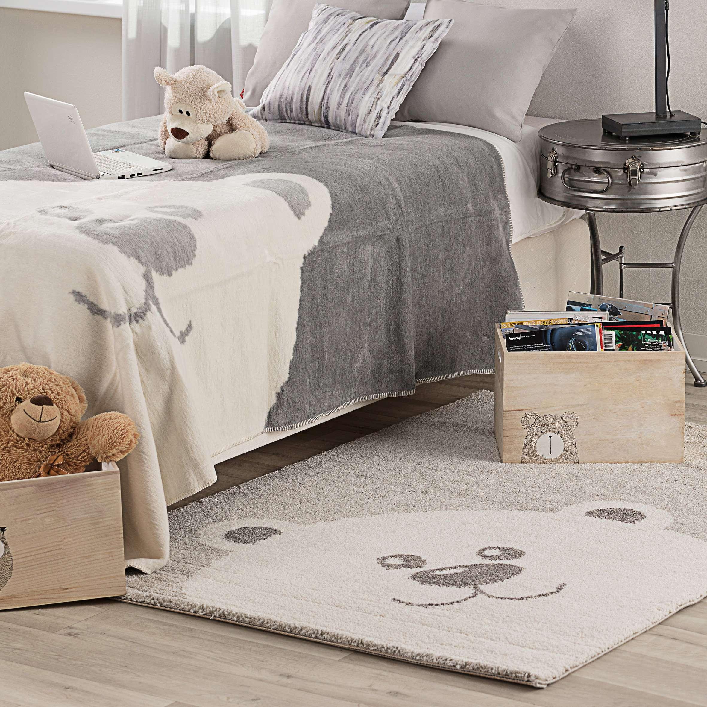 Teppich Teddy Bear 120x170cm rechts