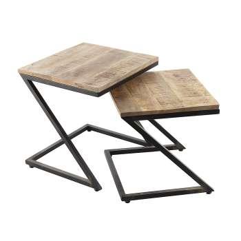 Komplet stolików Loft I 2szt.