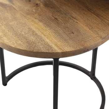 Komplet stolików Loft 3szt.