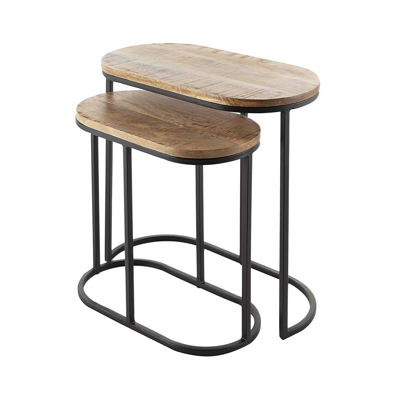 Komplet stolików Loft II 2 szt.