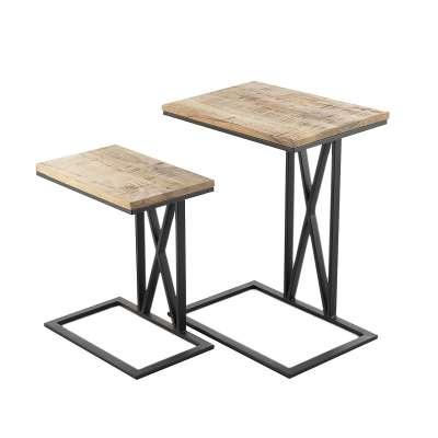 Komplet stolików Loft III 2szt.