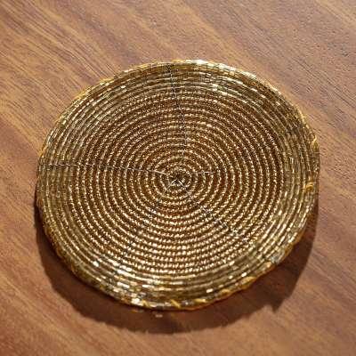 Komplet podkładek Gold