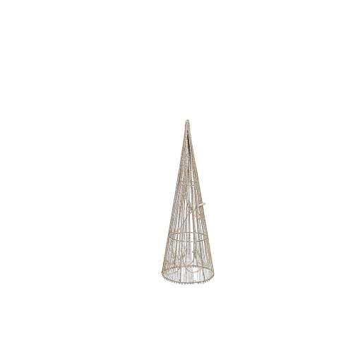 Dekorace Christmas LED výška 40cm