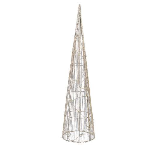 Dekorace Christmas LED výška 80cm