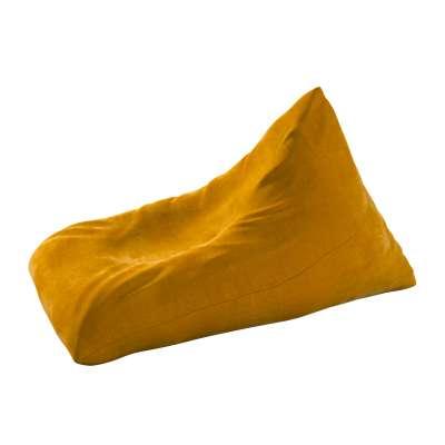 Sėdmaišis -  gulėjimo fotelis 704-23 garstyčių Kolekcija Posh Velvet