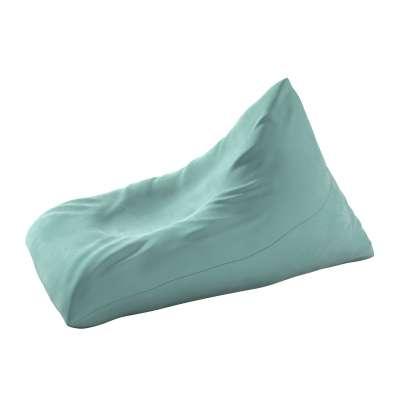 Sėdmaišis -  gulėjimo fotelis 704-18 mėtinė prigesinta Kolekcija Posh Velvet