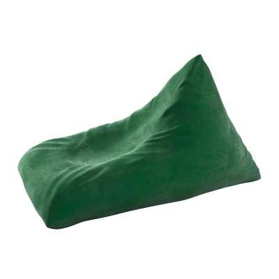 Sėdmaišis -  gulėjimo fotelis 704-13 žalia Kolekcija Posh Velvet
