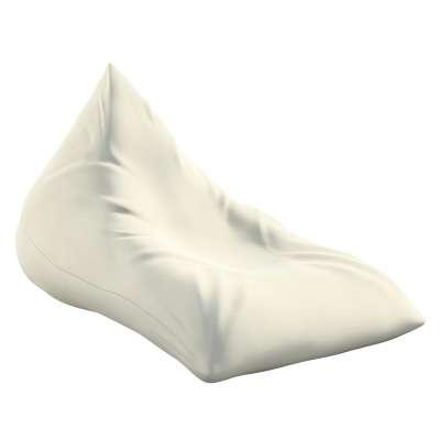 Puf-lenoška 704-10 krémově bílá Kolekce Posh Velvet