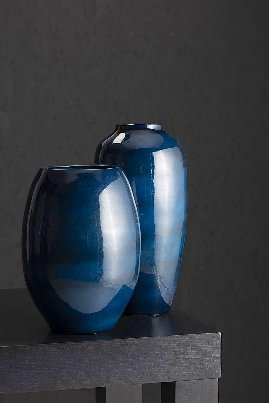 Wazon Royal Blue 40cm
