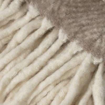 Pled Mohair 130x170cm beige