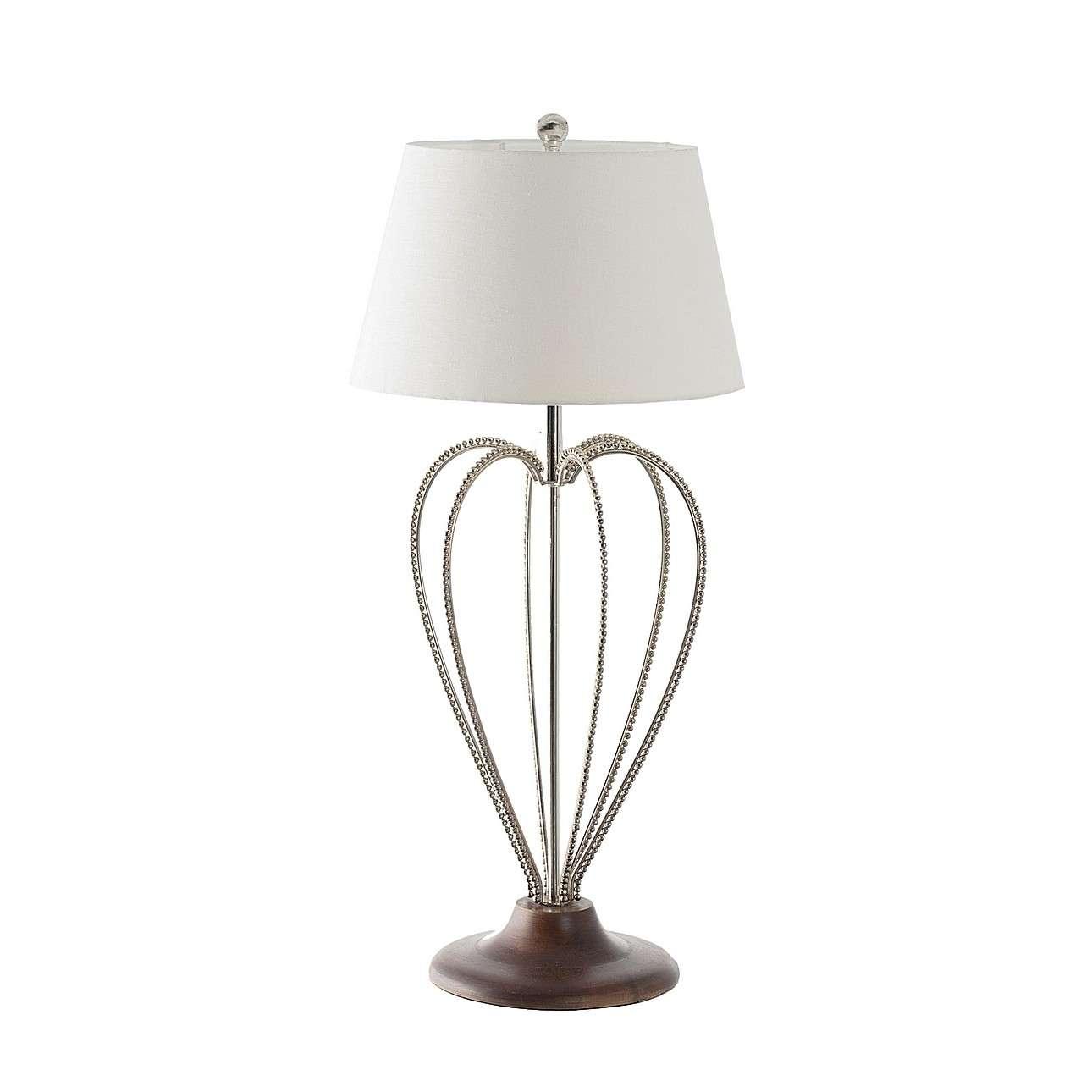 Vysoká stolní lampa Diva výška 90cm