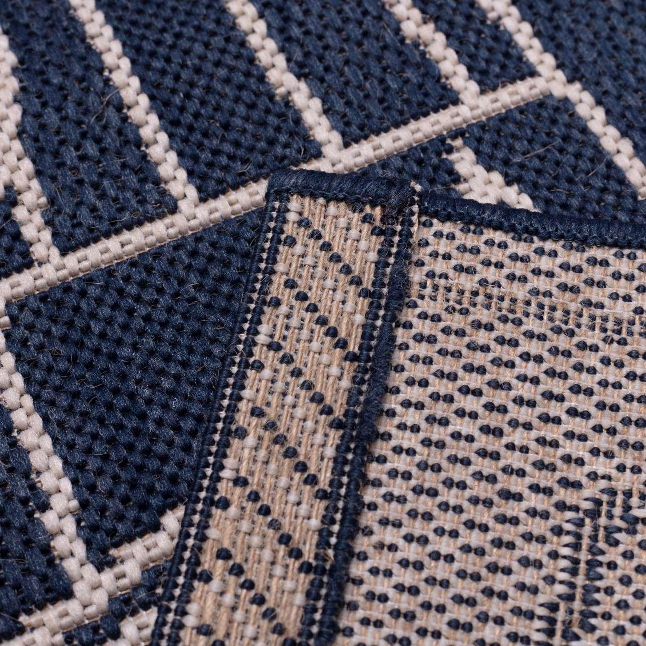 Teppich Aeroplane blue 120x170 cm