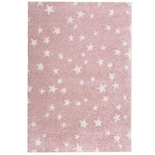 Dywan Candy Stars rose 120x170 cm