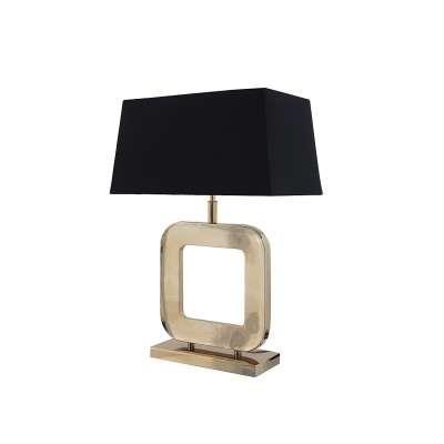 Tischlampe Esperia Gold 65cm