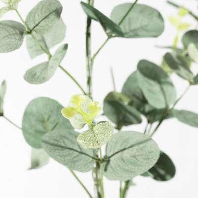 Gałązka Eukaliptusa 90cm Sztuczne kwiaty - Dekoria.pl
