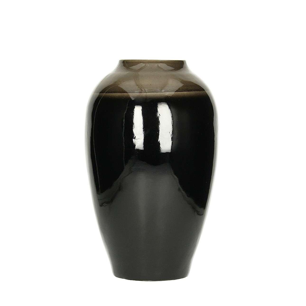 Vase Bella Black 38cm