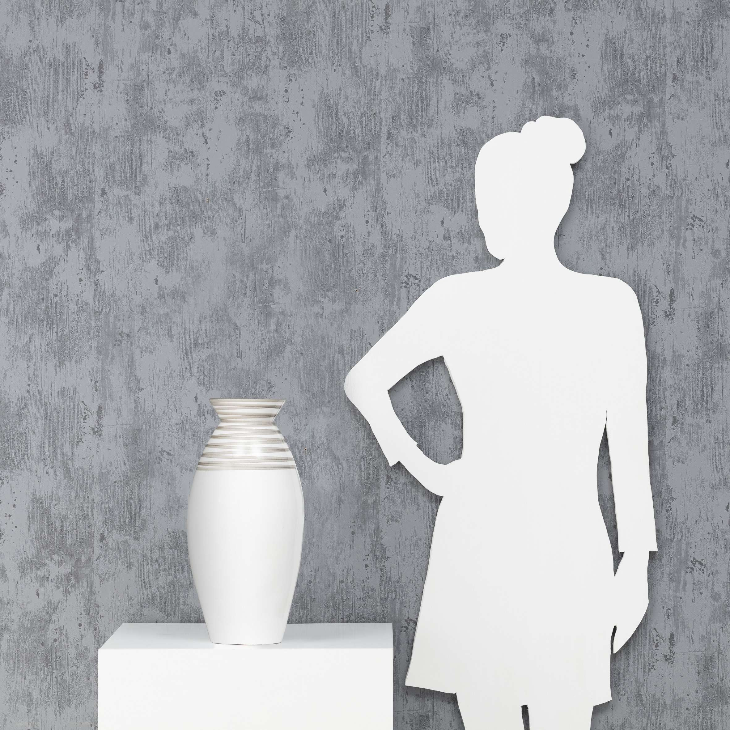 Vase Octa 41cm