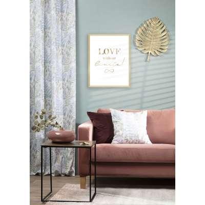 Framed print Love Gold Home Furnishings & Decorations - Dekoria.co.uk