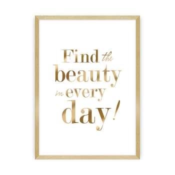 Obraz Beauty Gold