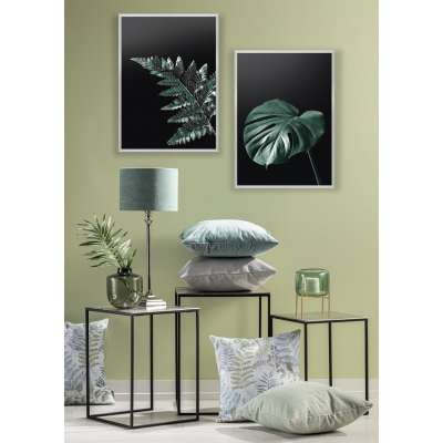 Plakat Dark Monstera