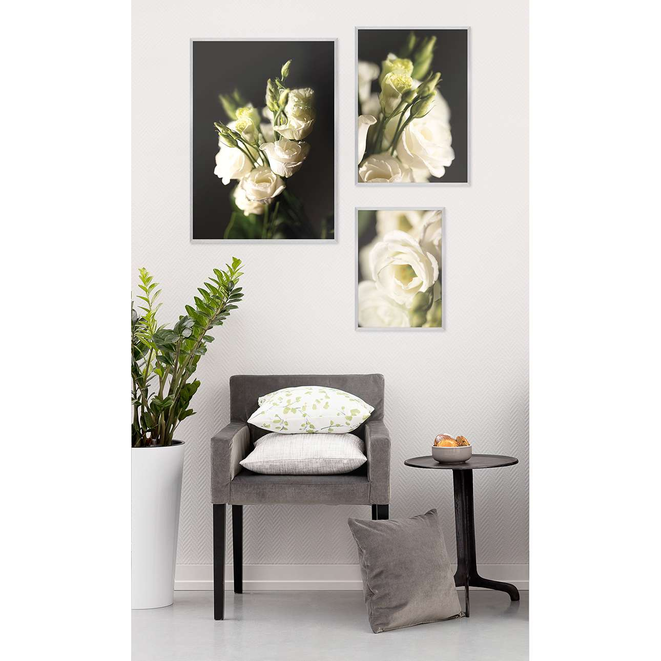 Poster Flower Wall