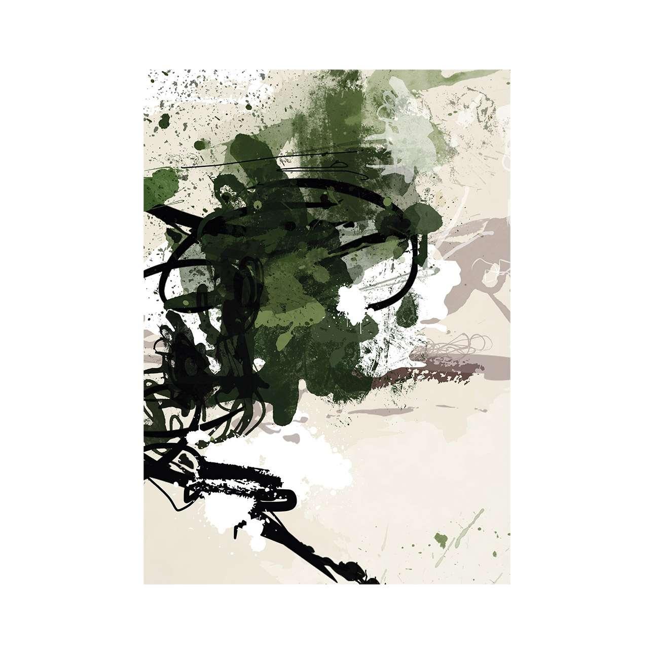 Plakat Abstract II