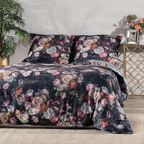 Bettwäsche Dark Blossom 200x220cm