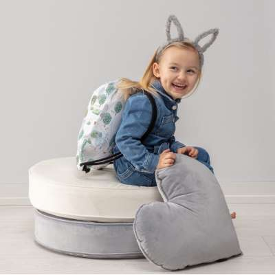 Rucksackbeutel Kiddy von der Kollektion Magic Collection, Stoff: 500-19