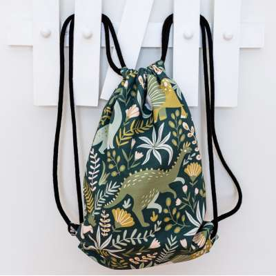 Kiddy bag in collection Magic Collection, fabric: 500-11